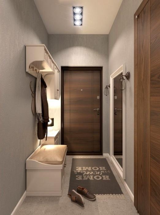 Мебель должна быть компактной и многофункциональной. / Фото: dizainvfoto.ru