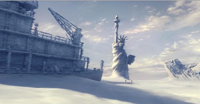 Земля замёрзнет этой зимой