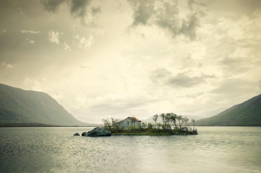 20 домов на самом краю света