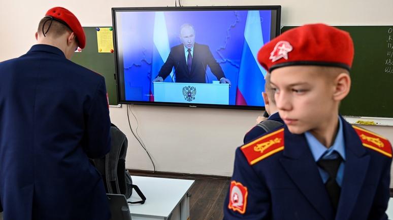 OLJ, Ливан: в угрозах Путина нет ничего нового, лишь национальные интересы России