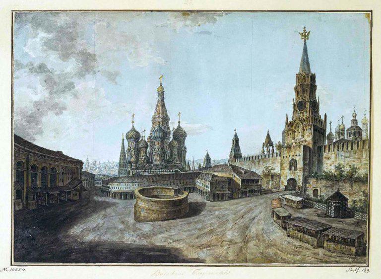 Московский Кремль - самая кр…