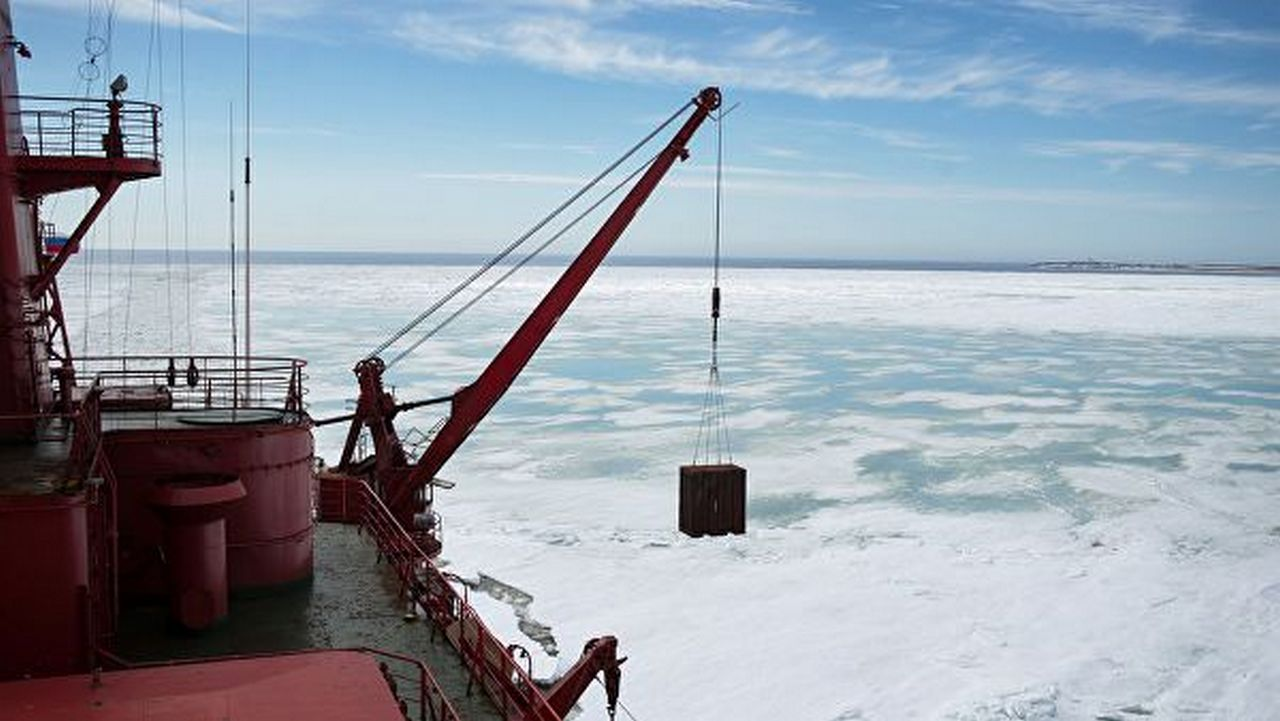 Арктическое противостояние Р…