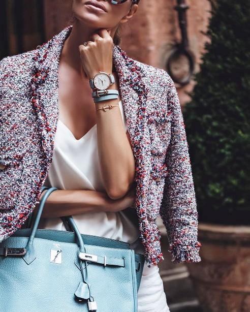 Модные тенденции 2018 — стильные образы с пиджаками и жакетами