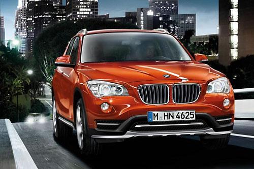 Озвучены российские цены на обновленный BMW X1