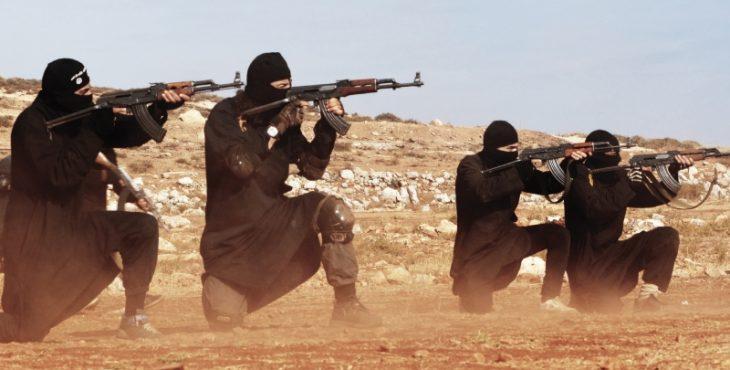 Боевики ИГИЛ применили против солдат Асада свое самое страшное оружие