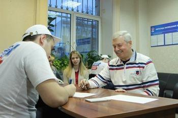 На Южном Урале открыты 12 пунктов сбора подписей в поддержку Владимира Путина
