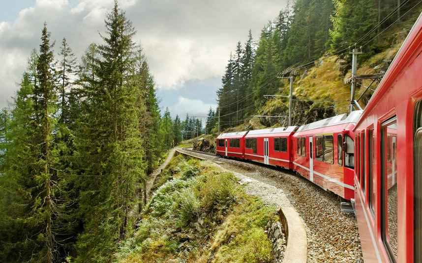 Самые страшные железные дороги со всего мира