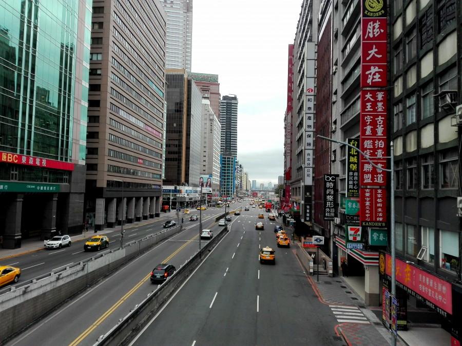 Мегаполис Тайбэй