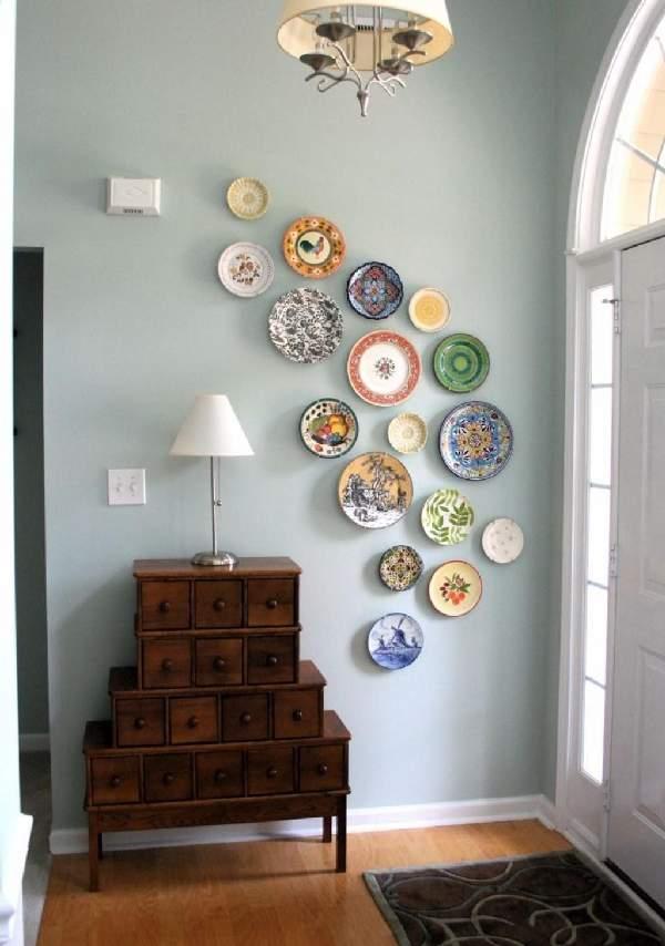 стильное декорирование квартиры из подручных материалов, фото 47