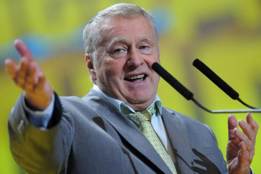 Жириновский хочет отменить алименты