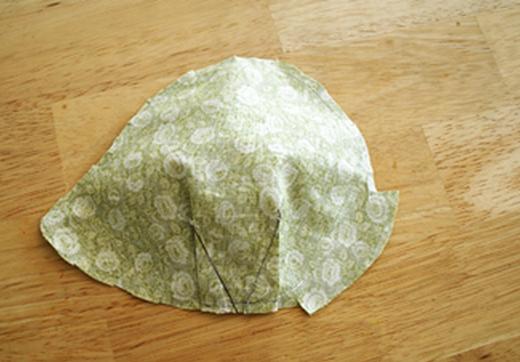ежик и дикобраз из ткани. выкройка (5) (520x362, 476Kb)