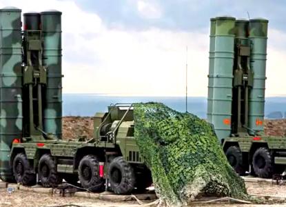 В следующий раз по израильской авиации могут отработать российские С-400