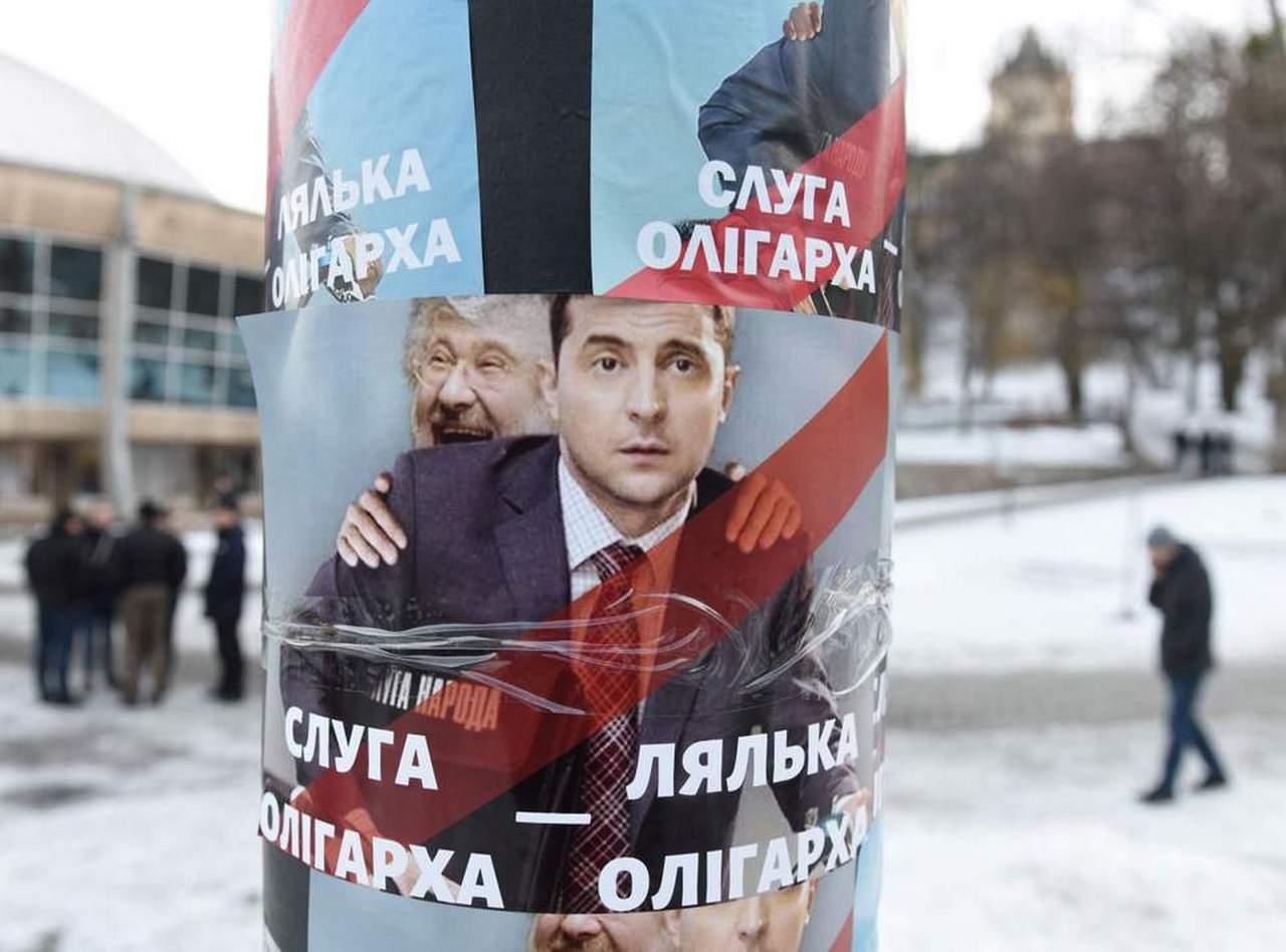 The Independent: «Джокер» Зеленский может стать президентом