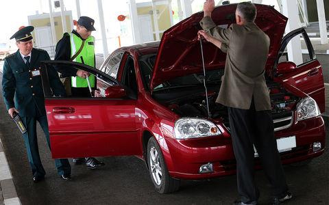 Таможня «добро» не дает: за неподчинение водителей будут штрафовать