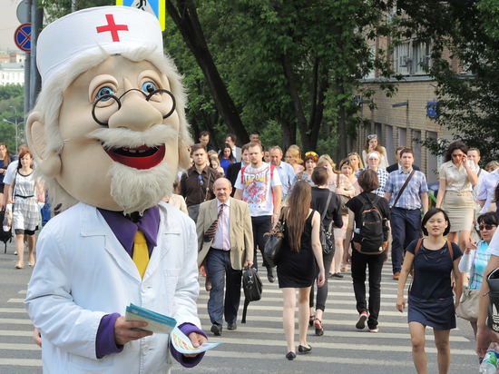 В поликлиниках России не хватает 27% терапевтов