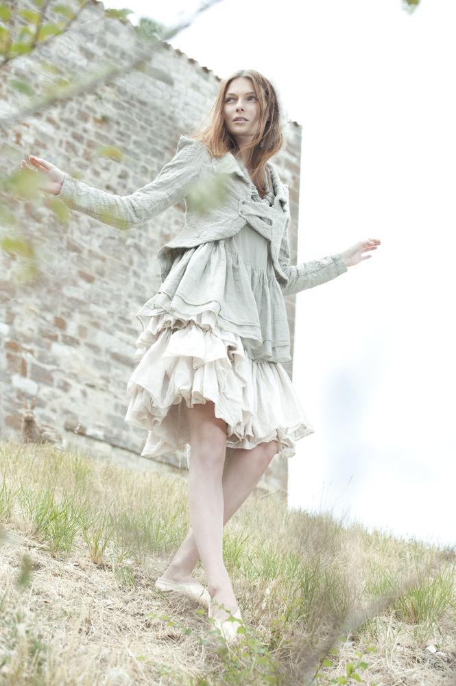 """Стильная подборка -- бохо-наряды в стиле """"принцесса в изгнании"""" от французского бренда"""