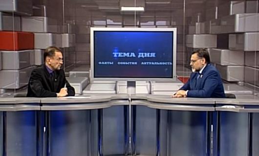 """Дейнего: """"Донбасс должен войти в состав Украины, другого пути не существует"""""""