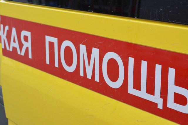 Один человек погиб в ДТП с грузовиком и двумя легковушками в Москве