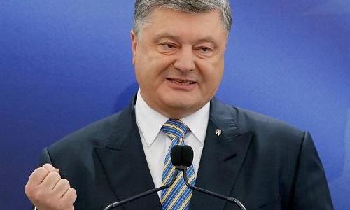 Классика: ВСУ обвинили Россию в обстрелах, а Порошенко призвал Запад начинать войну