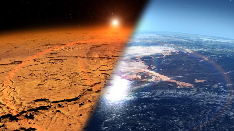 Колонизация Марса: прошлое и будущее