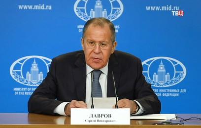 Лавров: США не хотят сохранить целостную Сирию