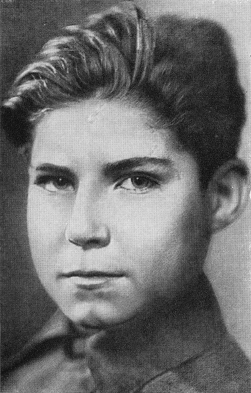 Самый молодой лётчик Второй мировой войны война, летчик, молодой, ссср