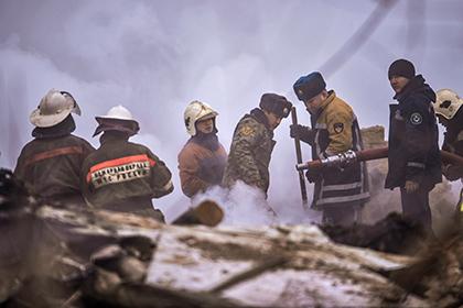 Врачи «оживили» двоих пострадавших в авиакатастрофе под Бишкеком