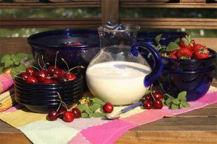 Как лучше хранить сезонные ягоды?