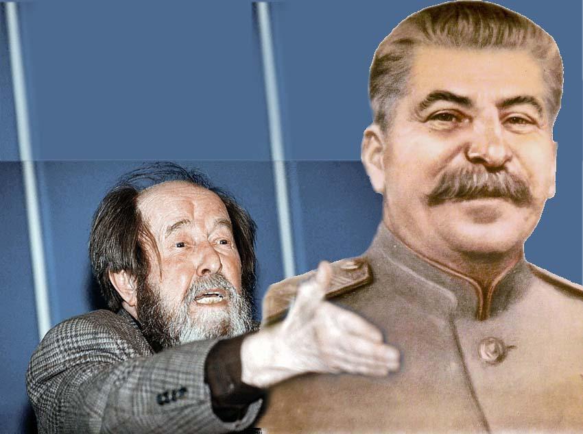 """""""На Отца родного""""  Литературный яд Солженицына"""