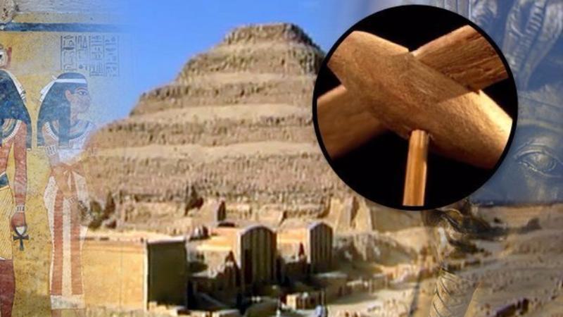 Египтяне летали на самолетах: в пирамиде Египта сделали сенсационное открытие