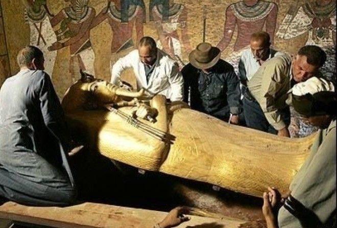 Все мы немножко Тутанхамон: что позволило установить ДНК-анализ мумий