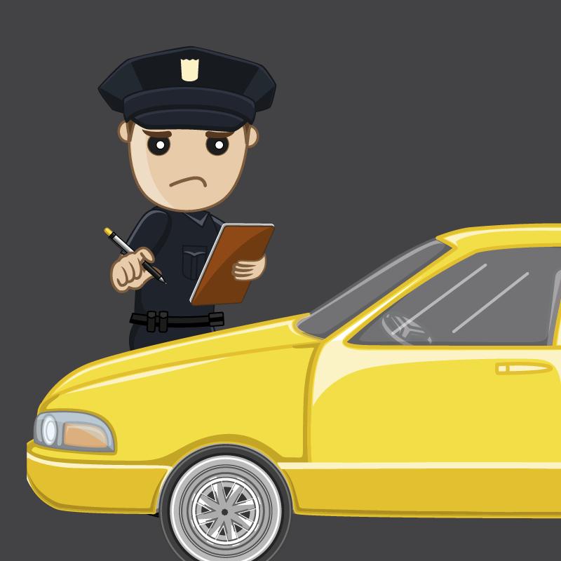 Останавливает гаишник водителя ипросит открыть багажник, атам лежит кое-что странное…