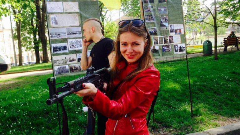 Украинскую учительницу, позд…