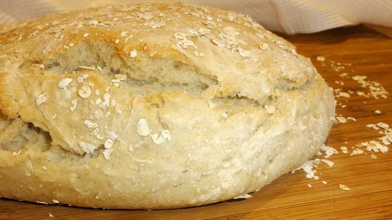Финский овсяный хлеб: особая текстура, вкус и аромат