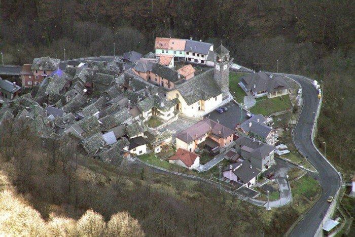 В горной итальянской деревне Виганелла светит искусственное солнце