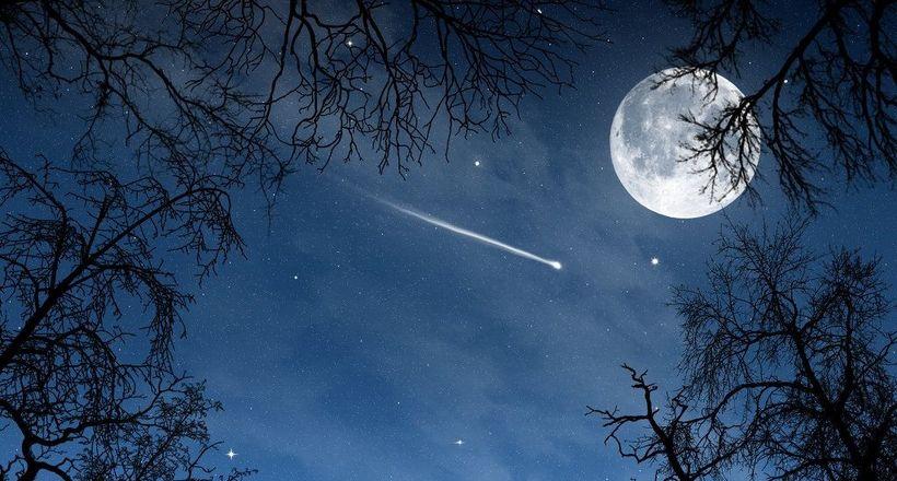 Влияет ли полная луна на наш сон?