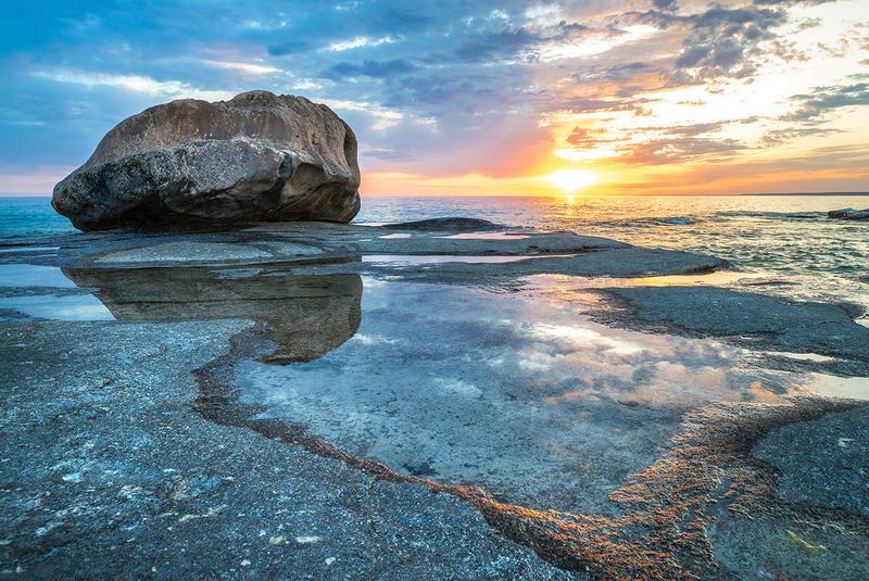 Топ-10 самых больших озёр России