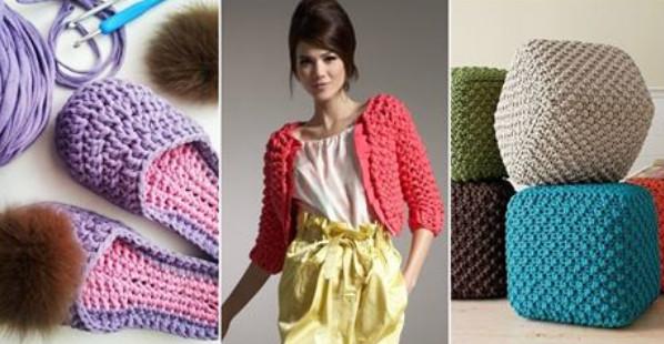 Необычные идеи для вязания и…