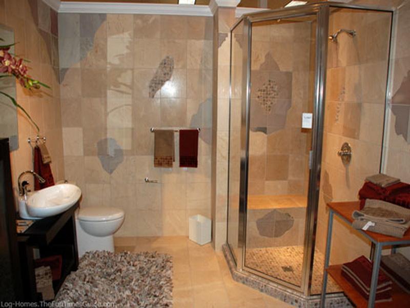 Как сделать душевой уголок в ванной