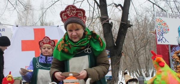 Масленица 2018 в Екатеринбурге: ярмарки, проводы зимы и массовые гулянья
