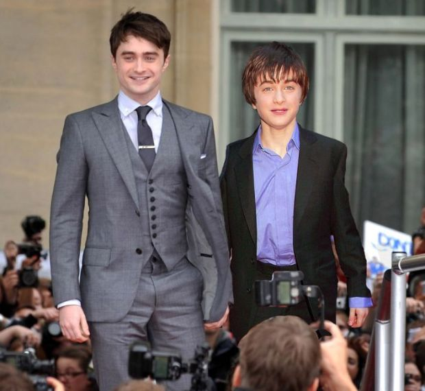 Актеры из фильма «Гарри Потт…