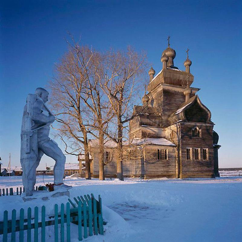 церкви, архитектура, Россия