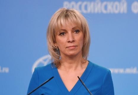 Мария Захарова прокомментировала нанесение ракетного удара по Сирии