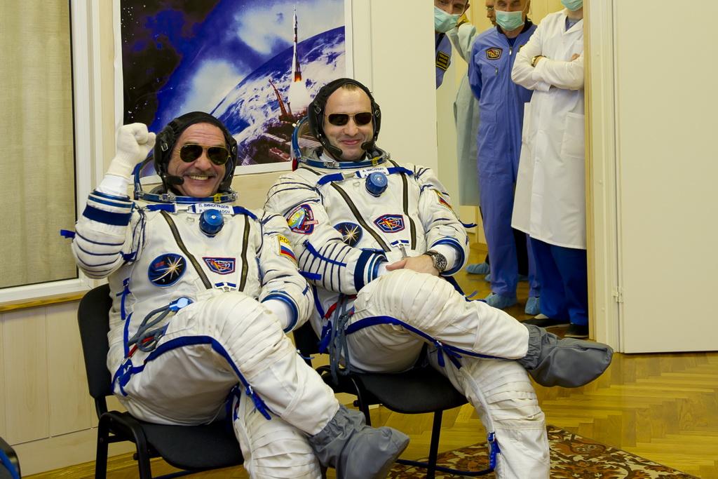 Человек и космос