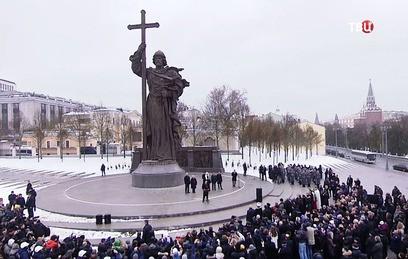Путин поздравил россиян с Днем народного единства