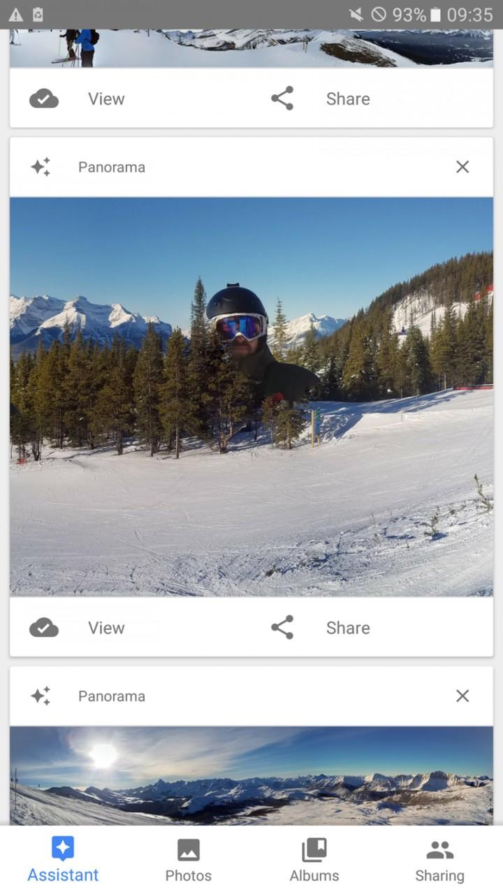 И Google Photo выдает вот такой результат! google, гугл, забавное фото, неудачи, панорама, полный провал, фейлы, фото юмор