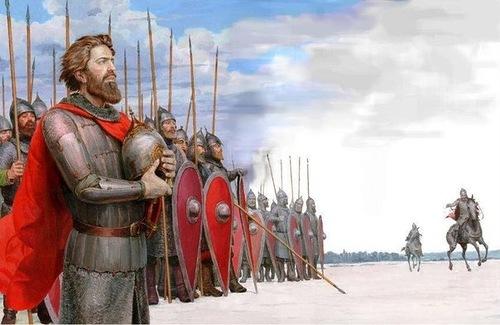 Ратное чародейство древних славян
