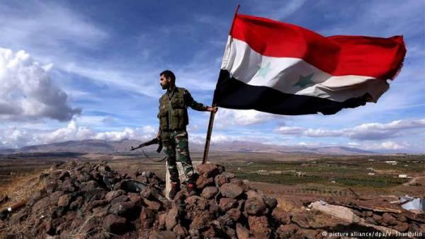 США не устраивает мирная Сирия: против РФ вводят санкции за освобождение САР
