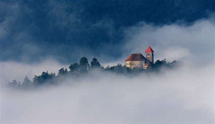 Волшебный туман
