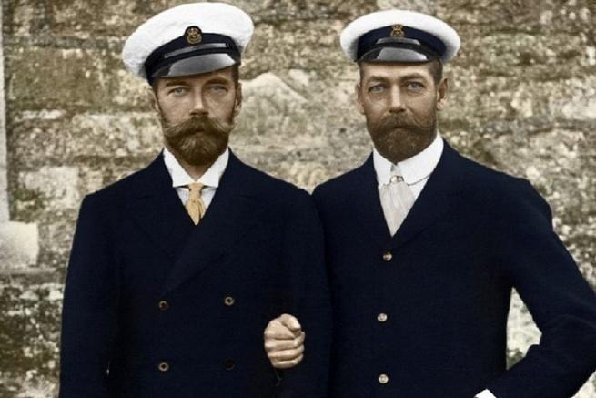 Английский король Георг V отказал Николаю II в убежище